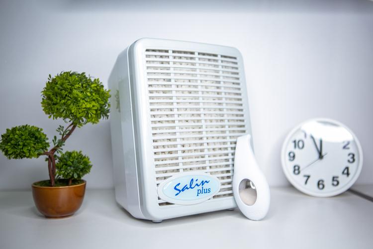 purificatorul de aer salin