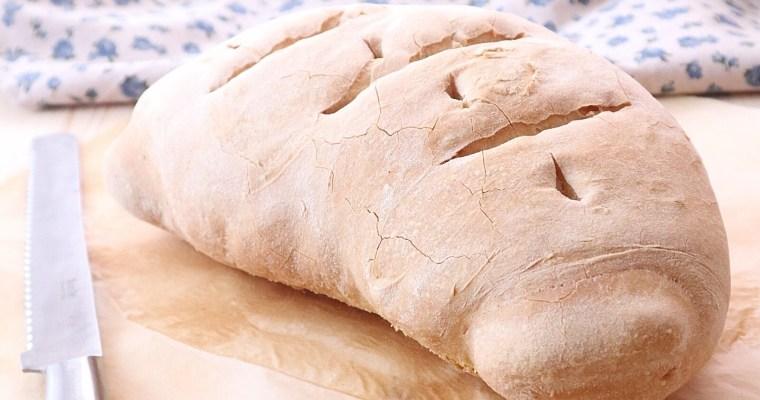 il profumo del pane fatto in casa