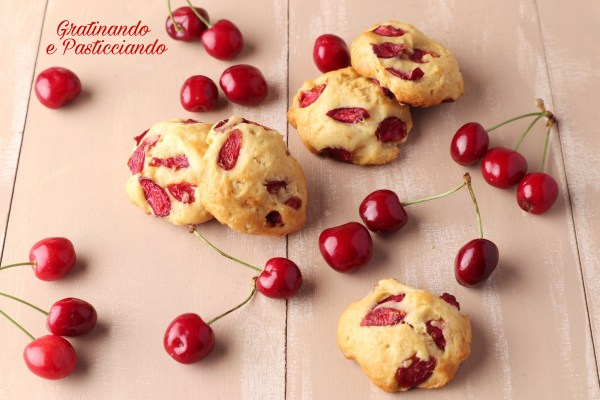 cookies alle ciliegie