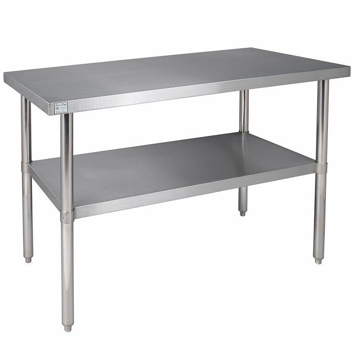 metal kitchen tables decor ideas on a budget work table emerald gratings ajman uae ss