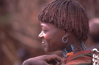 Frank van den Berge - Gambela, een dorp in West Ethiopie