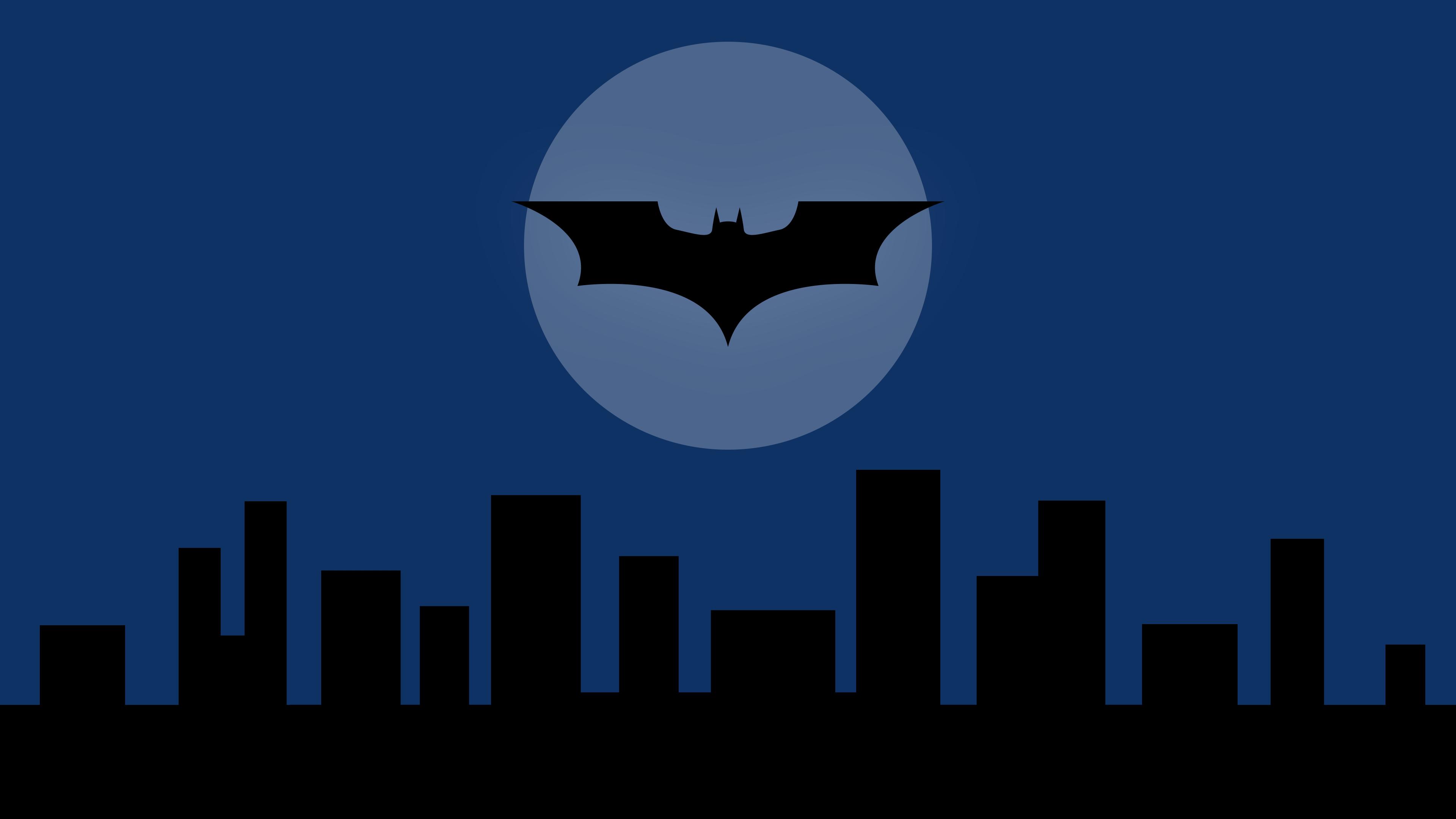 Nike Wallpaper Hd Batman Gotham City Wallpaper