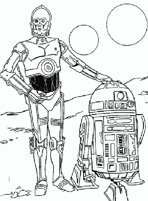 Star Wars Malen