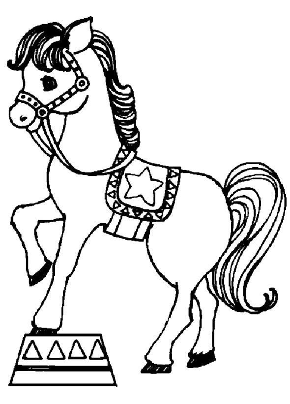 Malvorlagen Pferde 13 Gratis Malvorlagen