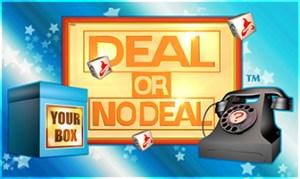 dice spel Deal or No Deal