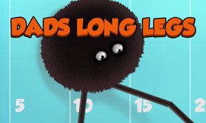 Dads Long Legs