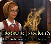 Treasure Seekers II: De Betoverde Schilderijen