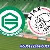 Livestream FC Groningen - Ajax