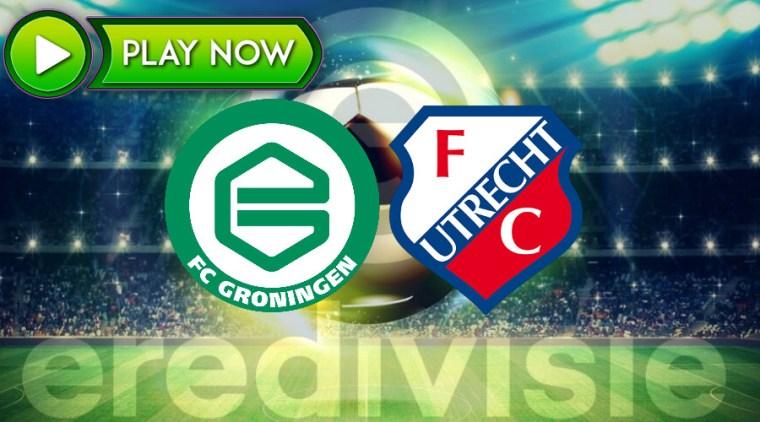 Livestream FC Groningen - FC Utrecht