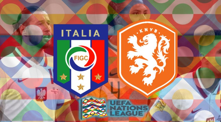 Livestream Italië - Nederland Nations League