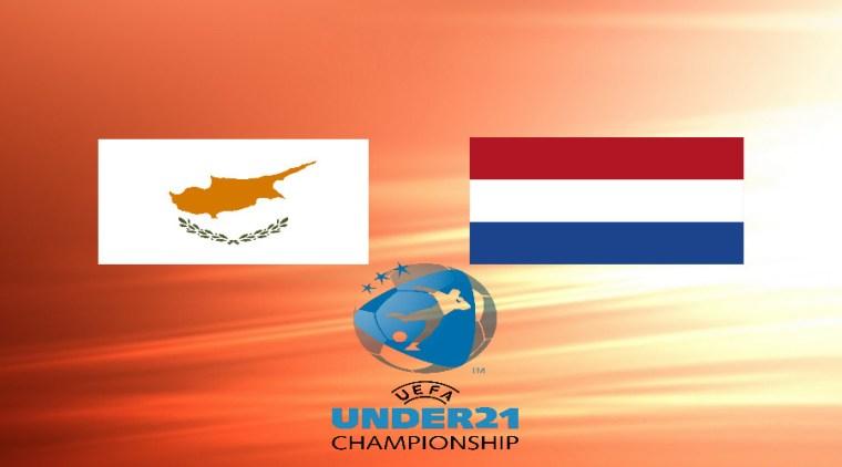 Livestream Jong Cyprus - Jong Oranje