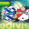 Livestream SC Heerenveen - FC Emmen