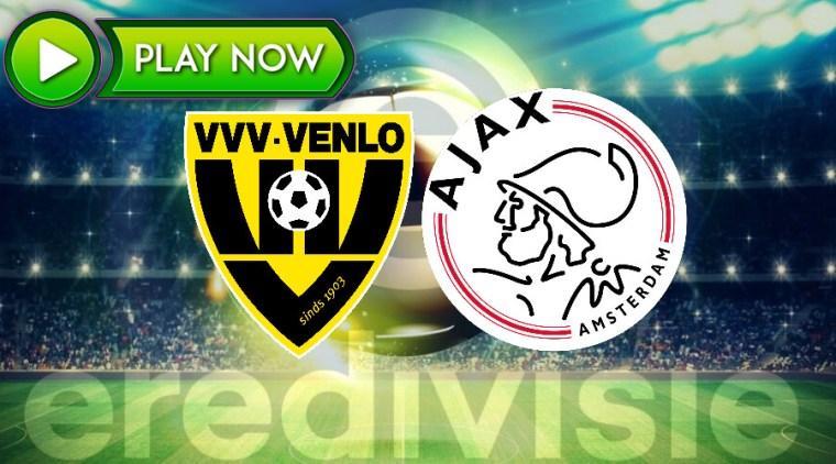 Livestream VVV Venlo - Ajax
