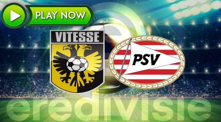 Livestream Vitesse - PSV