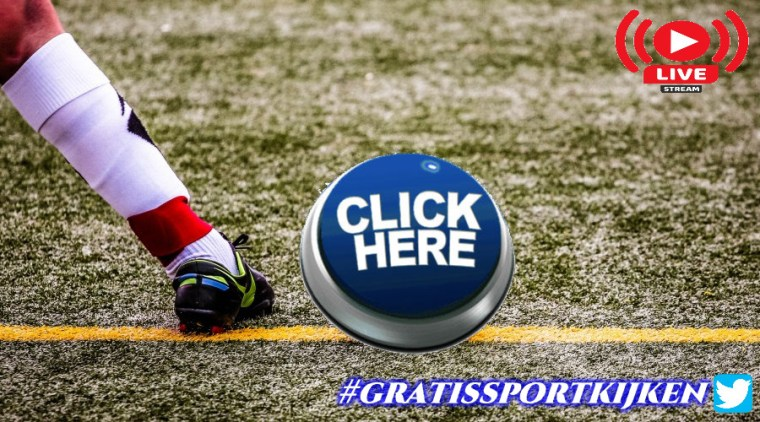 Gratis voetbal livestreams
