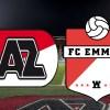 AZ Alkmaar - FC Emmen livestream
