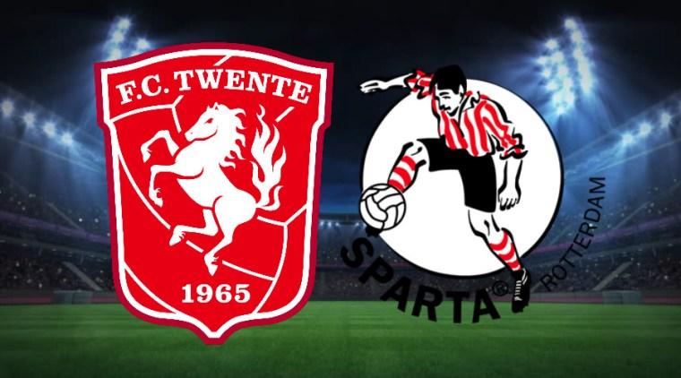 Eredivisie livestream FC Twente - Sparta Rotterdam