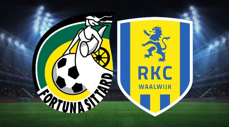 Eredivisie livestream Fortuna Sittard - RKC Waalwijk