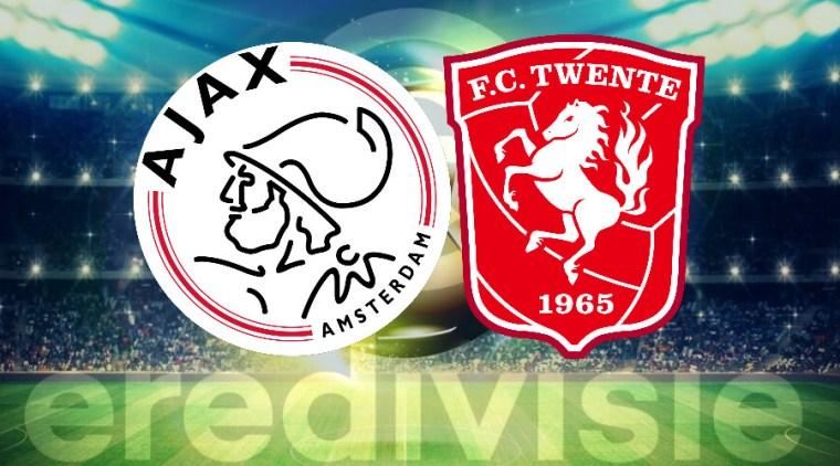 Livestream Ajax - FC Twente