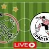 Kijk hier via de gratis livestream Ajax - Sparta