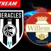 Heralces Almelo - Willem II voetbal livestream