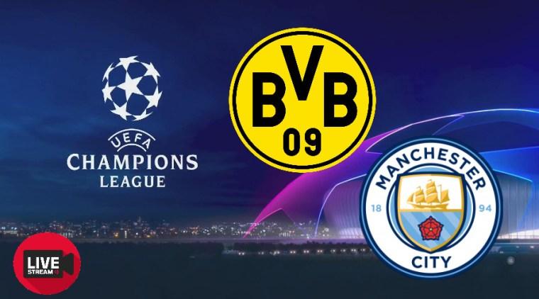 Livestream BVB Dortmund - Manchester City