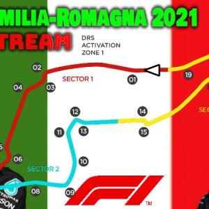 Livestream F1 Grand Prix Emilia-Romagna