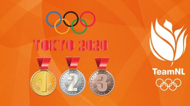 Tokio 2020 TEAM NL Olympische Spelen