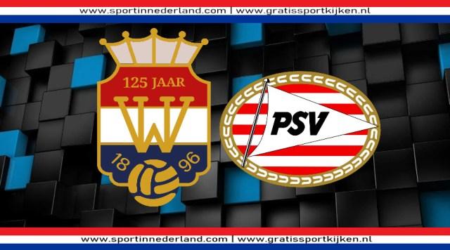 Livestream Willem II - PSV