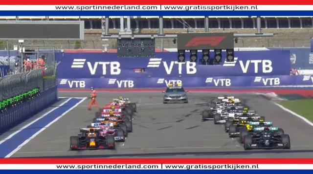 Tip! Kijk dit weekend hier de GP van Rusland gratis live stream