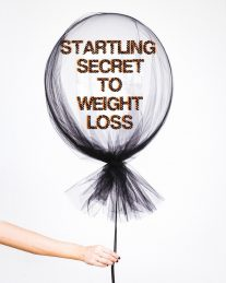 Startling Secret To Weight Loss