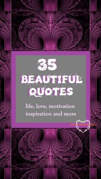 35 BEAUTIFUL QUOTES