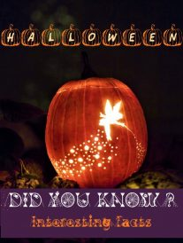HALLOWEEN INTERESTING FACTS