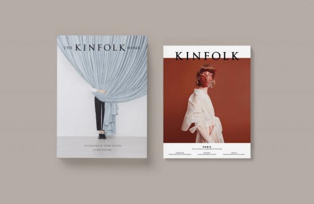 Kinfolk Magazine Covers