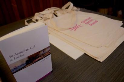 An Australian Girl in London Book Launch