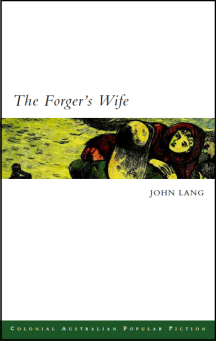 The forgers wife
