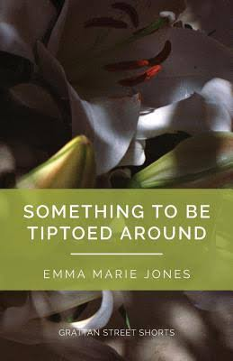 Cover of Something to Be Tiptoed Around by Emma Marie Jones