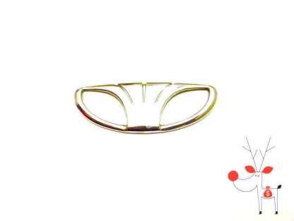 Emblema originala capota auto model marca Daewoo Matiz, sigla caroserie
