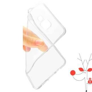 Husa protectie silicon Huawei Honor 9, carcasa spate telefon