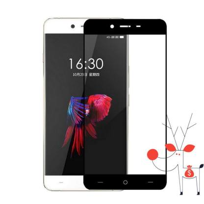 Folie sticla Full Cover 3D Huawei Honor 8, Tempered Glass, protectie ecran display telefon