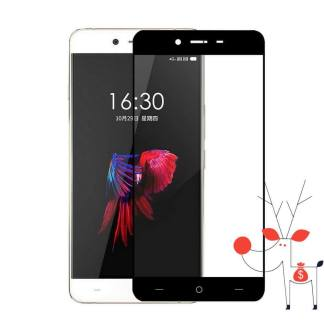 Folie sticla Full Cover 3D Huawei Honor 8, Tempered Glass, protectie ecran display telefon