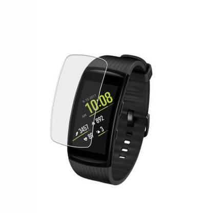 Folie protectie Samsung Gear Fit 2, Ultra Film Screen ecran ceas Smartwatch