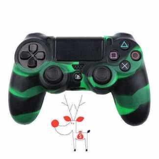 Protectie silicon Playstation 4, carcasa maneta controller, joystick consola PS4