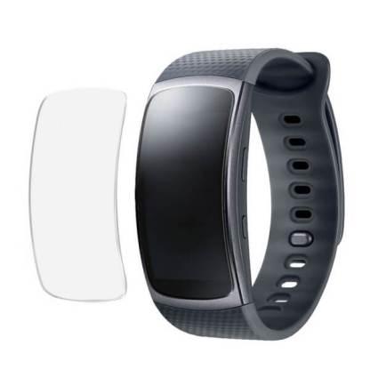 Folie Samsung Gear Fit 2 Pro, Ultra Film Screen protectie ecran ceas Smartwatch