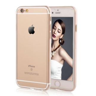 Husa protectie iPhone 6 Plus, 360 grade full cover telefon