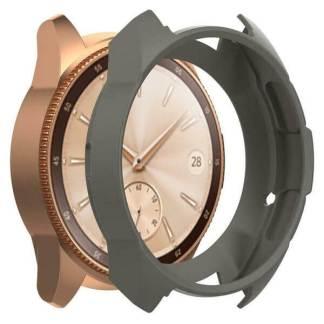 Husa silicon Samsung Galaxy Watch 42mm, carcasa protectie ceas