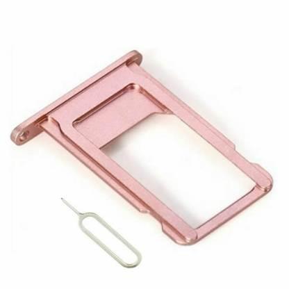 Suport sertar cartela iPhone 6S Plus, cheita, ac deschidere slot sim, Rose Gold