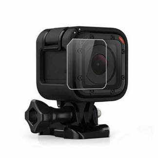 Folie sticla GoPro Hero 5 Session, Tempered Glass, protectie ecran display camera video GoPro