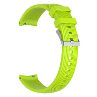 Curea schimb Samsung Galaxy Watch 42mm, bratara silicon, 20mm