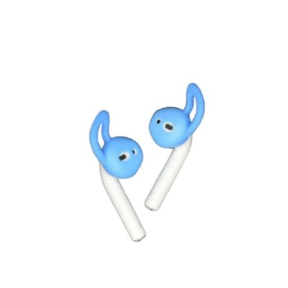 Suport silicon casti Apple Airpods, dopuri in-ear wireless bluetooth